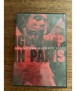 IGGY POP: IGGY IN PARIS DVD VG - $20.89