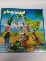 Playmobil 4854 zoo Koala Bears with Kangaroo  - $35.99