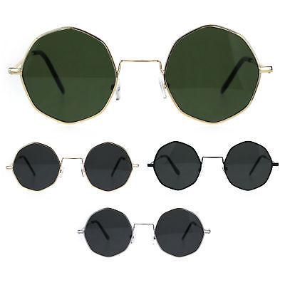 a30d57c7d6cc0 Octagon Metal Wire Rim Pimp Hippie Sunglasses and 50 similar items