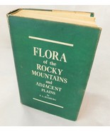 Flora of the Rocky Mountains and Adjacent Plains Rydberg Plants Book 1969 - $59.99