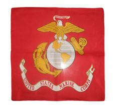 """Wholesale Lot 6 22""""x22"""" USMC Marine Marines EGA light globe Bandana - $14.88"""