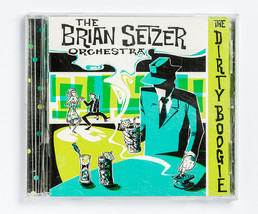 The Brian Setzer Orchestra - The Dirty Boogie - $4.00