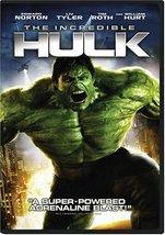 The Incredible Hulk (Widescreen Edition) (2008) DVD