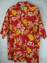 Reyn Spooner Usc Trojans Hawaiian Football Men's Button Short Sleeve Shirt 3XL - $69.25