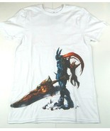 Men's Soul Calibur II Graphic T-Shirt Size Small Lootwear Exclusive Band... - $14.99