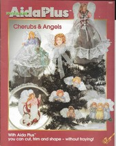 Zweigart Aida Plus #4802 - Cherubs & Angels - Cross Stitch - $9.90