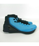 Under Armour Men's Basketball Sneakers Steph Curry 3 Blue Size 10.5 1269... - $117.69