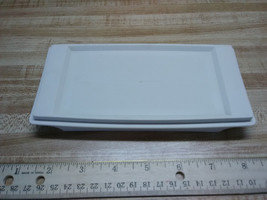 tupperware almond butter dish base only - $6.60
