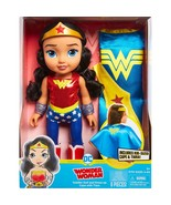 """DC 15"""" Toddler Doll with Cape and Accessories - $69.99"""
