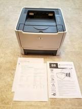 HP LaserJet P2015D Workgroup Laser Printer - $126.23