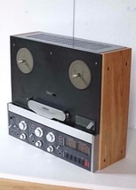 NEW Custom Metal and Wood Cabinet for Revox B77  Reel Tape Recorder - $266.31