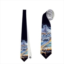 necktie the return of the living dead comedy 80th horror neck tie  image 1