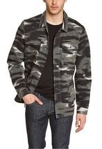 Oakley Men's The Dawn Shacket Shirt Jacket, Shadow, Size SMALL BNWT $110 - $49.75