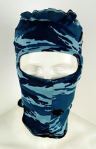 Russian Military Army Special Forces 1 Hole Face Mask Balaclava Urban Camo - $6.45