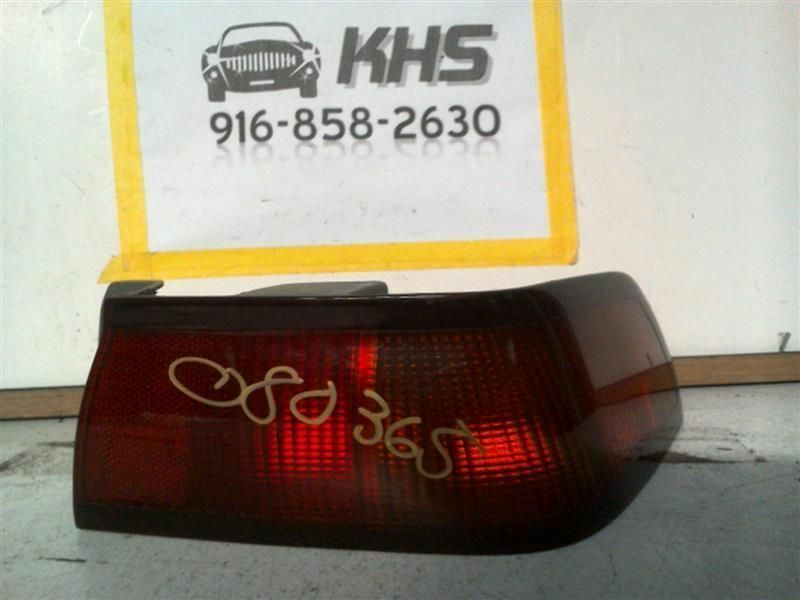 Primary image for Passenger Tail Light Quarter Panel Mounted Fits 97-99 CAMRY 65889