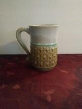 Boston Warehouse Trading Corp. Coffee Mug Stoneware 12 oz. Beautiful  - $18.69