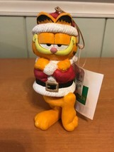 Vintage Kurt S. Adler Garfield Christmas Ornament With Tags - $9.99
