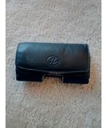 Black Flip open case Phone Case - $12.82