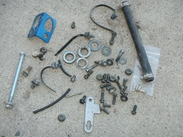 Frame bolt parts lot 2000 Suzuki RM125 RM125 - $19.79
