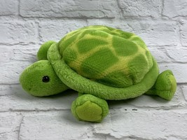"Eric Carle Kohls Green Baby Turtle Cares Kids 9"" Plush Stuffed Animal So... - $7.75"