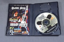 GUITAR HERO II   PLAYSTATION 2 GAME COMPLETE image 3