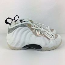 Nike Air Foamposite One Womens Size 9 Shoes Summit White Marble AA3963 101 - $148.49