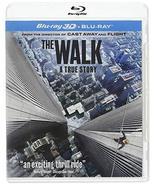 The Walk (3D Blu-ray + Blu-ray) [Blu-ray] - $8.91