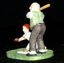 """""""Gramps at the Plate"""" by Norman Rockwell Figurine AA19-1664 Vintage image 4"""