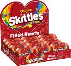 SKITTLES Original Filled Valentine's Day Heart, 2.17-Oz (Pack of 12) - $33.50