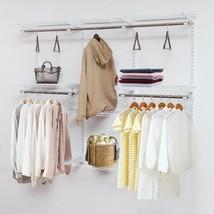 Custom Closet Organizer System Wall Mounted Closet System - €144,27 EUR