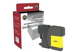 Inksters Remanufactured High Yield Yellow Ink Cartridge Replacement for Brother  - $16.17