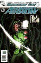 DC GREEN ARROW (2010 Series) #11 VF/NM - $1.59