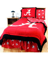 Alabama Crimson Tide Twin Comforter & Sham Bedding Set CC - $88.90