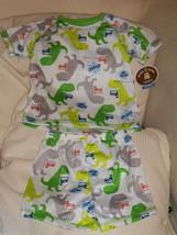 Carter's Dinosaur  2pc Pajamas size 12 Months Boys NEW LAST ONE - $15.20