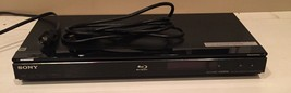 Sony BDP-S360 Blu-Ray/ DVD Player HDMI No Remote G6B 1080p Tested and Wo... - $24.27