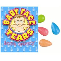 Baby Face Tears Candy 5LBS - $23.51