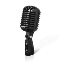 PylePro - PDMICR42BK - Classic Retro Vintage Style Dynamic Vocal Microphone - $34.60