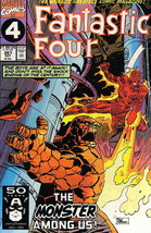 Fantastic Four (Vol. 1) #357 VF/NM; Marvel | save on shipping - details ... - $4.50