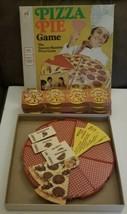 Vintage 1974 Milton Bradley Pizza Pie Game Rummy Card Game #4503 COMPLETE - $27.61