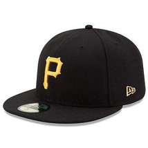 Pittsburgh Pirates New Era Game Authentic Collection On-Field 59FIFTY Fi... - $33.99
