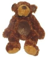 Reddish Brown Classic Toy Co Teddy Bear Plush Lovey 13 inch Stuffed Animal - $28.59