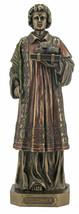 "St Stephen Statue, in Cold Cast Bronze, 9"" - $100.70"