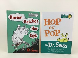 Hop On Pop Horton Hatches The Egg Dr Seuss Collectors Edition Kohls Care... - $14.80