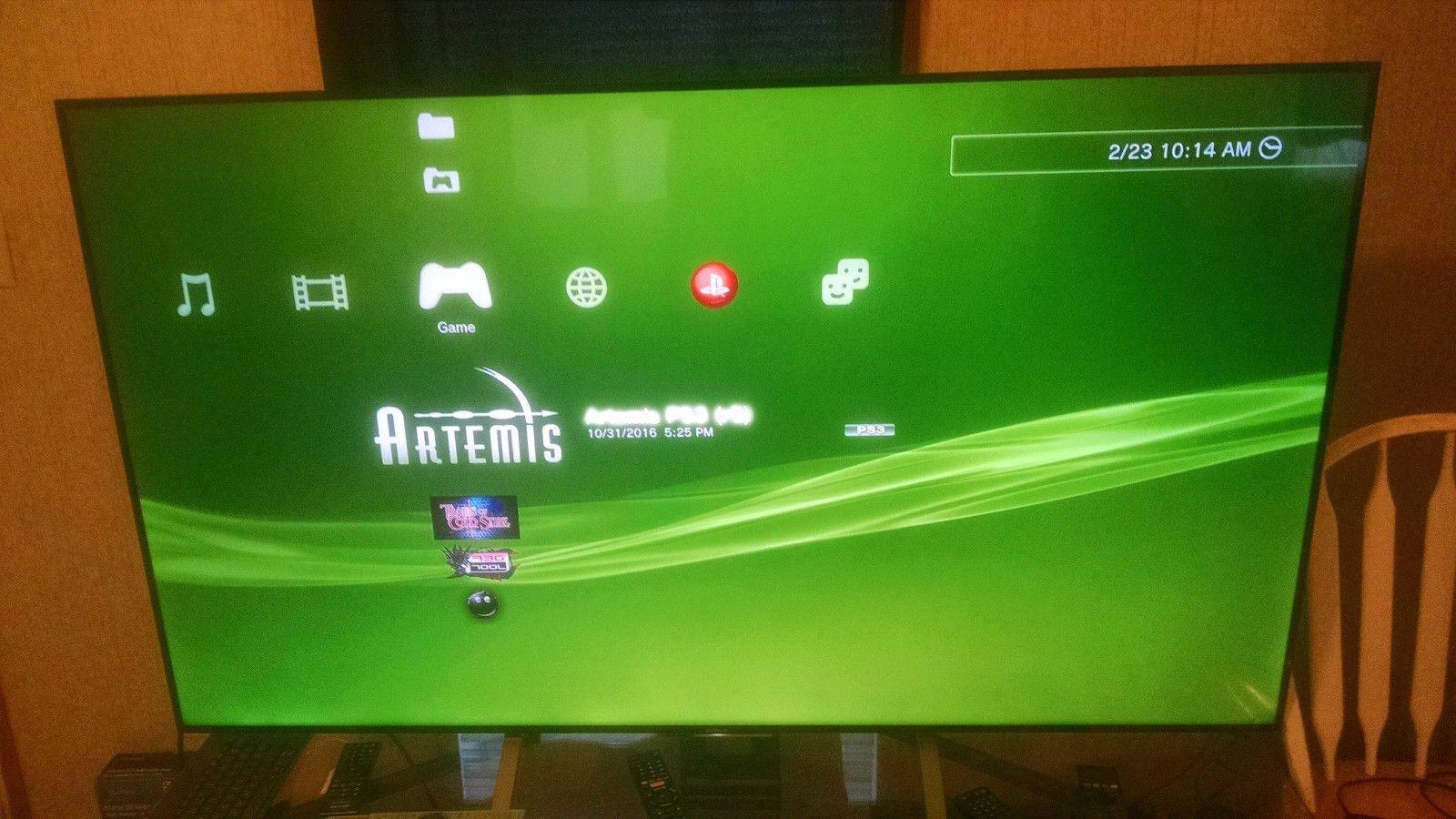 PS3 Backward Compatible Console 60GB Model and 50 similar items