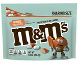M&M's Orange Vanilla Creme Cream Flavor 9oz Bag - Limited Edition, Exp 12-21