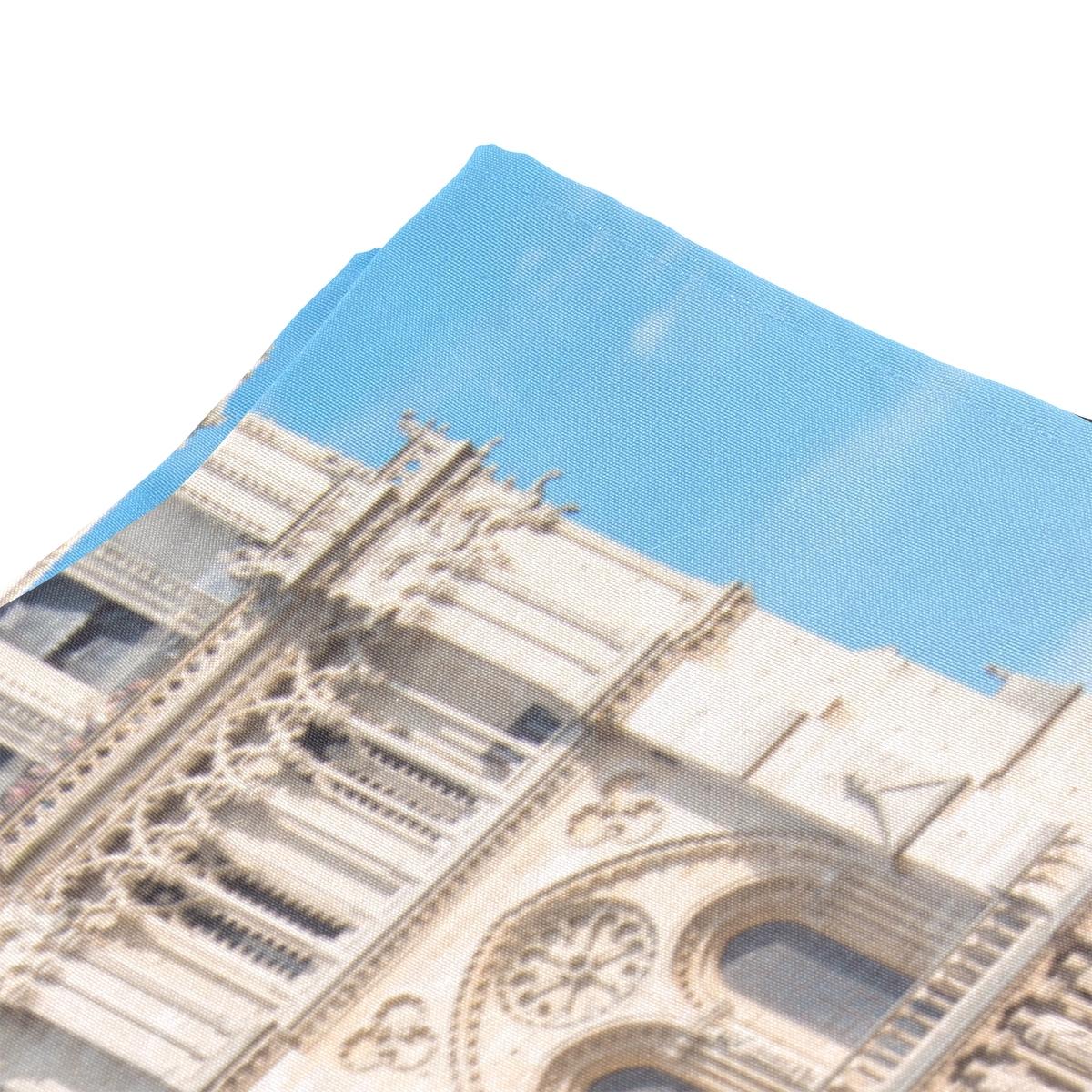 Notre Dame Home Decor: Decor Tapestry Notre Dame De Paris Spring View Pattern