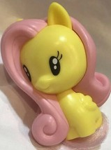 McDonalds Happy Meal Kids Toys Pinky Pie Pink Yellow My Little Pony GUC - $14.84