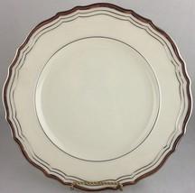 Lenox Chesterfield Platinum dinner plate (EC) ( 6 available ) - $50.00