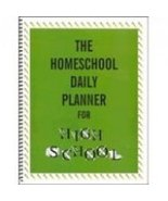 Homeschool Daily Planner for High School Grd 9-12 (Homeschool Daily Plan... - $69.99