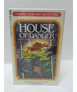 Choose Your Own Adventure House Of Danger Game - $21.77
